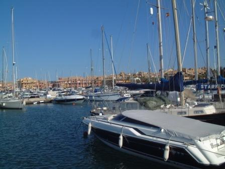 Port of Sotogrande, Spain